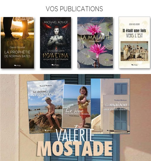 Vos publications